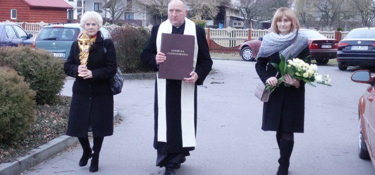 Peregrynacja obrazu i relikwii Jana Pawła II /17-18.02.2020/