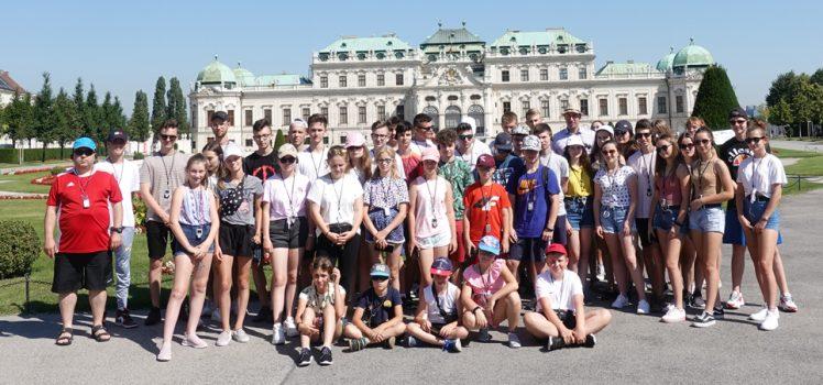 Wycieczka do Wiednia i Bratysławy dzieci i młodzieży